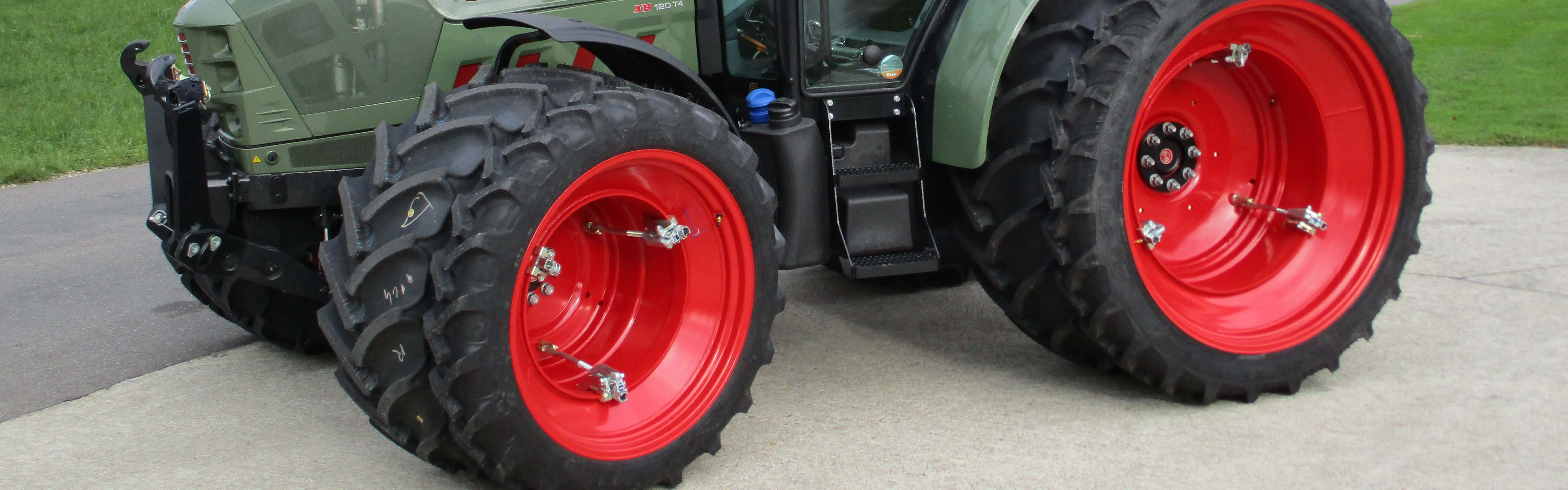 Tractor Twin