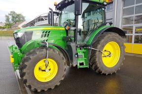 Reifendruckregelsysteme für Traktoren